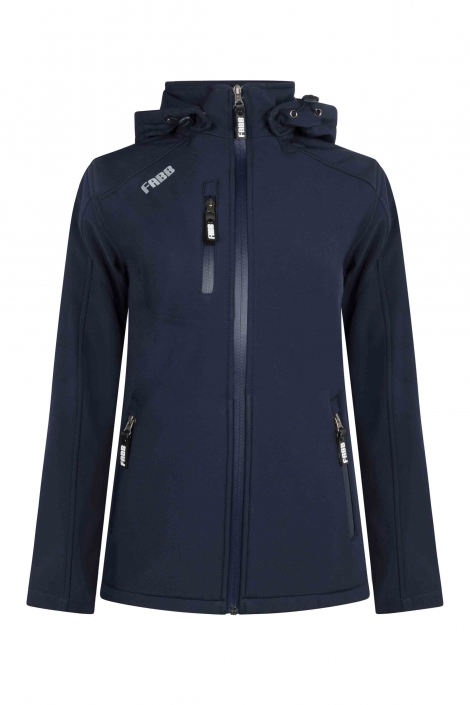 FABB soft shell navy women